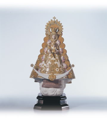 Lladro Our Lady Of Rocio Le2000 1993-02