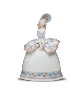 LladroSounds Of Spring 1993-01Porcelain Figurine