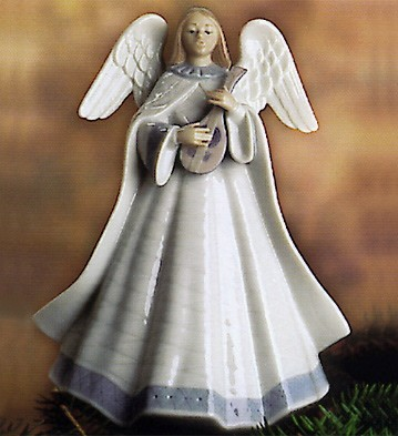 Lladro Angelic Melody 1993 Porcelain Figurine