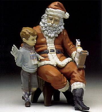 LladroA Special Toy 1993-96Porcelain Figurine