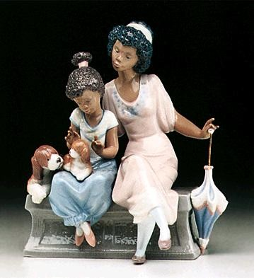 Lladro Meet My Friend 1993-96