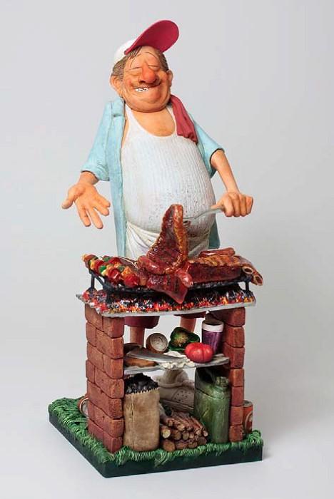 Guillermo ForchinoMr Barbecue