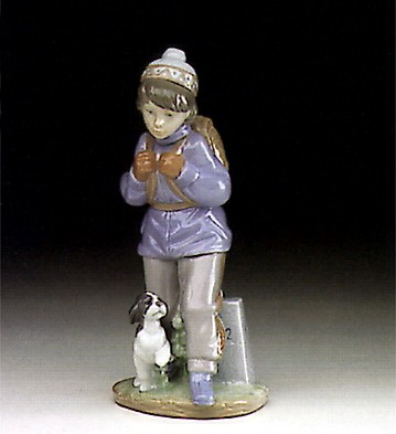 Lladro Thursday's Child (boy) 1993-97