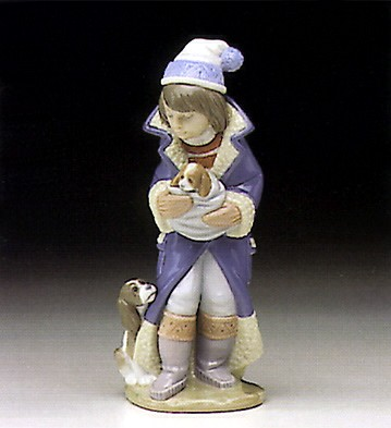 Lladro Friday Child (Boy) 1982-97