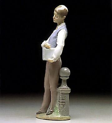 LladroHebrew Scholar 1993-96Porcelain Figurine