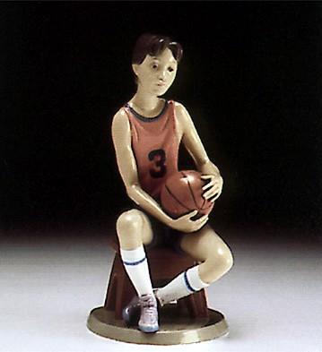 LladroBasketball Player 1994-97