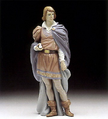 Lladro Prince Charming 1994-97 Porcelain Figurine