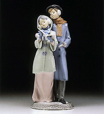 Lladro Christmas Melodies 1994-97