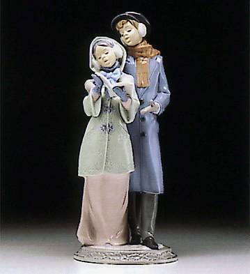 LladroChristmas Melodies 1994-97Porcelain Figurine