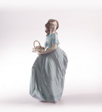 Retired Lladro Spring Enchantment