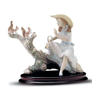 Lladro Springtime Friends 1994-2001