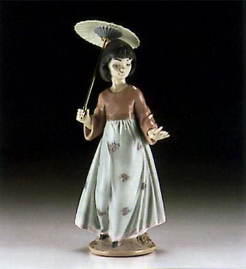 LladroAsian Love 1994-99Porcelain Figurine