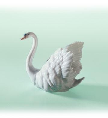 LladroWhite Swan