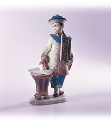 Lladro Asian Scholar 1995-2002