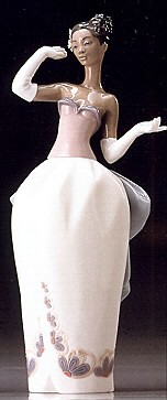 Retired Lladro Sharia