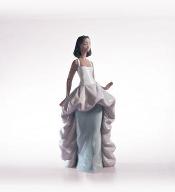LladroWandaPorcelain Figurine