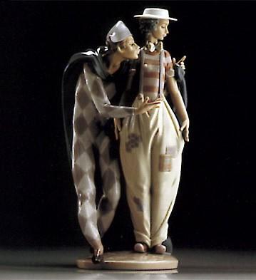 LladroCarnival Companions 1995-99 ***Porcelain Figurine