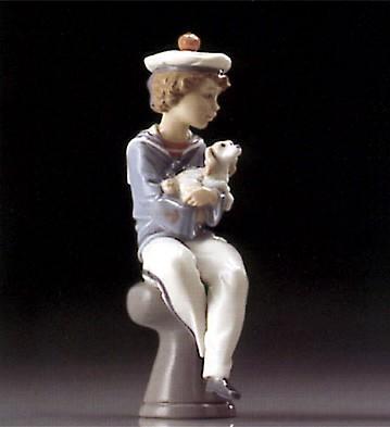 LladroSeaside Companions 1995-99 ***Porcelain Figurine