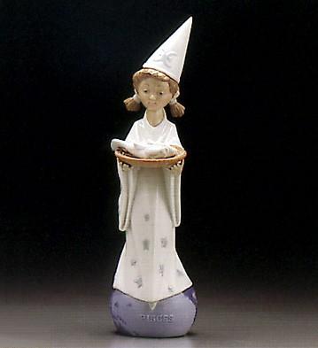 LladroPiscesPorcelain Figurine