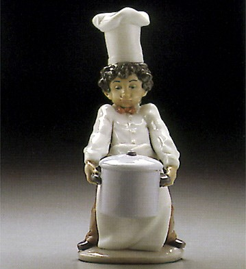 Lladro Great Chef 1995-99
