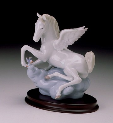 Lladro Winged Companions 1996-99 Porcelain Figurine