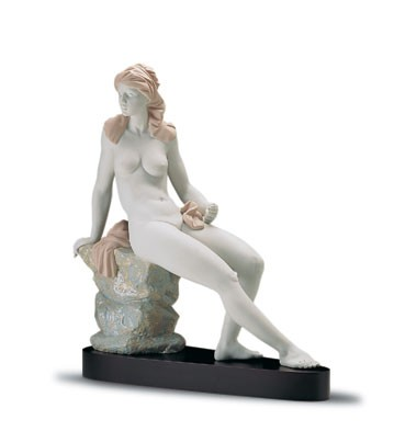 LladroDelphica 1996-01Porcelain Figurine