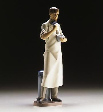 LladroPharmacist 1996-2000Porcelain Figurine