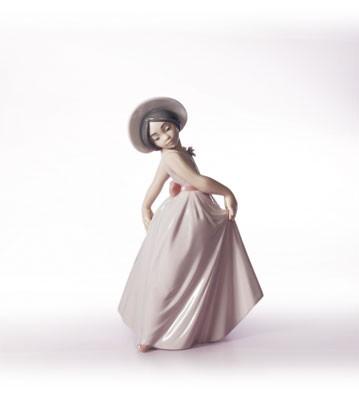 LladroIrisPorcelain Figurine
