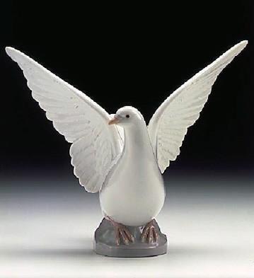 LladroTalking Flight 1996-99Porcelain Figurine