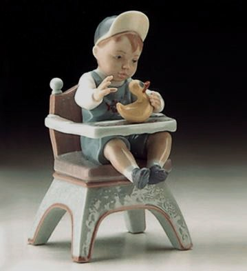 Lladro Rubber Ducky 1996-99