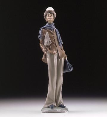 LladroDoctor Making House Calls 1996-99Porcelain Figurine