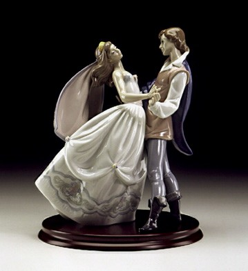 Lladro A Dream Come True 1997-00 Porcelain Figurine