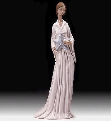 Lladro Beginning & End 1997-99 Porcelain Figurine