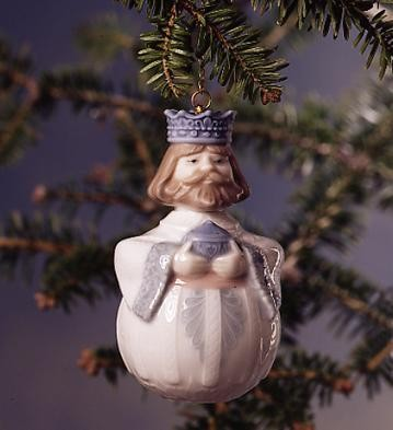 Retired Lladro King Gaspar