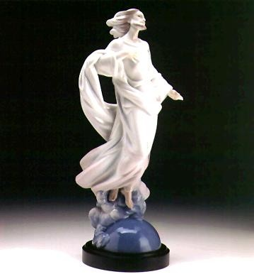 Retired Lladro The Ascension