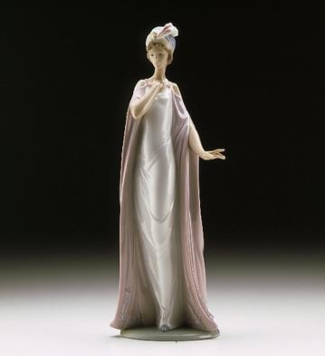 Lladro Breathless 1997-00 Porcelain Figurine