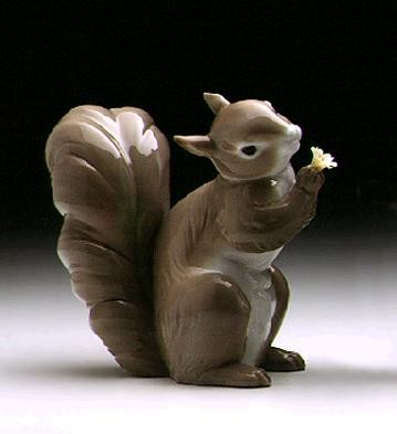 Lladro Would You Be Mine ? 1997-00 Porcelain Figurine