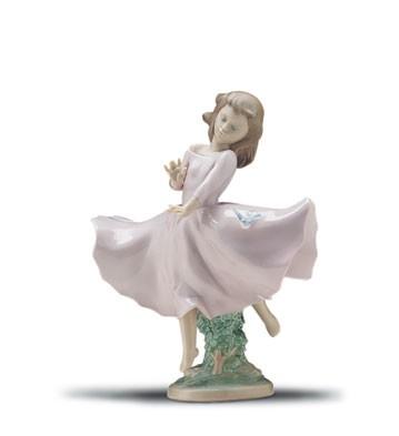 LladroJoy Of Life 1997-01Porcelain Figurine