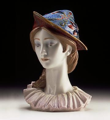 Lladro Columbina Head 1997-99 ***