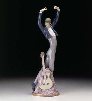 LladroSpanish Dance 1997-2000Porcelain Figurine