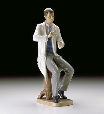 LladroDentist 1997-00Porcelain Figurine