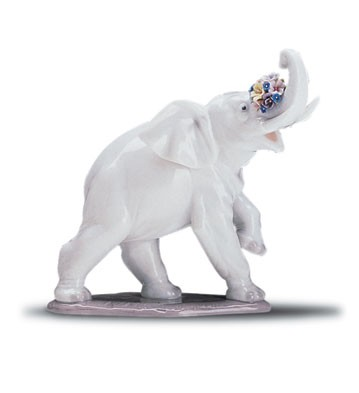 Lladro Lucky Call 1997-01