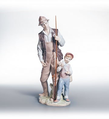 Lladro A Father's Pride 1998-02