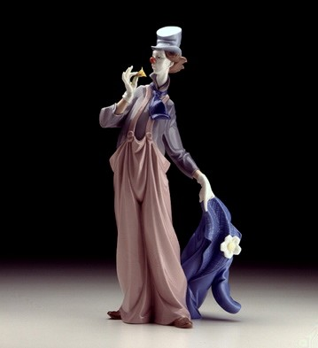 Lladro Mile Of Style 1998 Usa Vanguard Porcelain Figurine