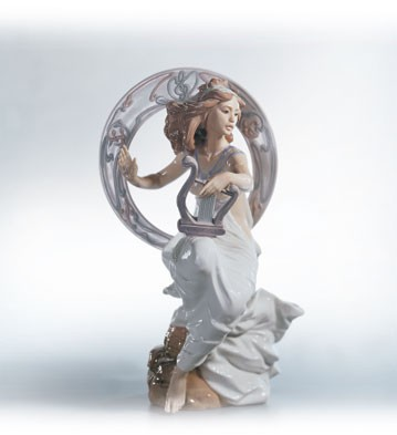 LladroMelody Le 2000 1998-02Porcelain Figurine