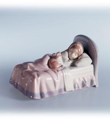 LladroCozy CompanionsPorcelain Figurine