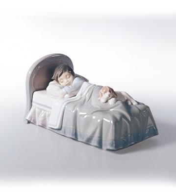 LladroBedtime BuddiesPorcelain Figurine
