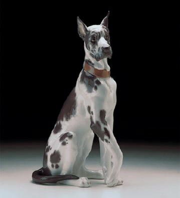 Lladro Great Dane (large) 1998-00