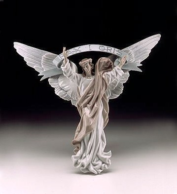 Lladro Gabriel The Archangel 1998-00