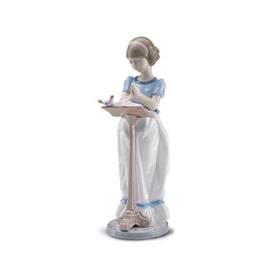 Lladro Sunday Prayer 1998-01